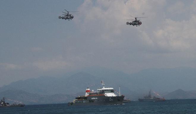 Lữ đoàn 954 Không quân Hải quân: Hoàn thành 133 ban bay đảm bảo an toàn - Ảnh 2.