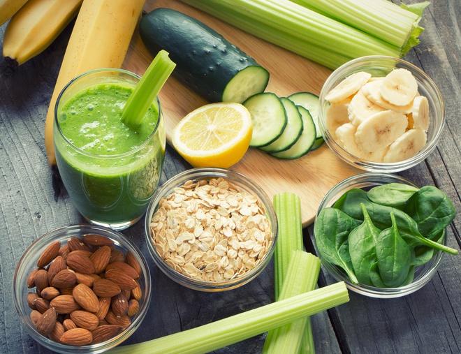 6 cách ăn uống để thanh lọc cơ thể trong tiết xuân - Ảnh 2.