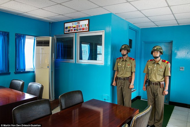 Nhiếp ảnh gia người Đức công bố những bức ảnh đáng ra đã bị xóa bỏ về Triều Tiên - Ảnh 4.