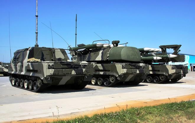 Quốc gia nào vừa được Belarus hào phóng tặng tiêm kích MiG-29 và tên lửa Buk-M1? - Ảnh 1.