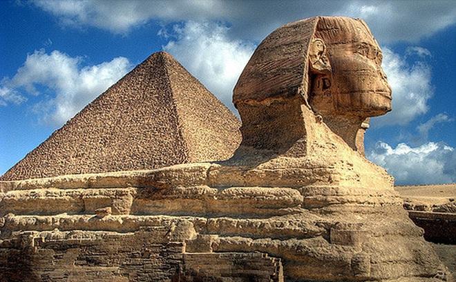 Kết quả hình ảnh cho Tượng nhân sư ở Giza