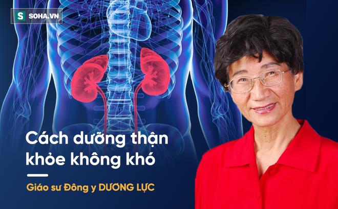 Chủ tịch Hội nghiên cứu Chu dịch Bắc Kinh: Cách bổ thận dành cho tất cả mọi người