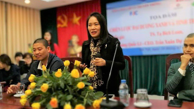 Nhà báo Tạ Bích Loan làm Trưởng bộ môn của ĐH Khoa học Xã hội và Nhân văn - Ảnh 1.