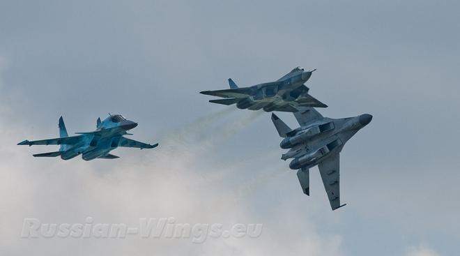 MiG đối đầu Su: Cuộc chiến khốc liệt của các tiêm kích thế hệ 5? - Ảnh 2.