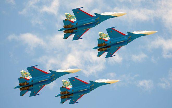 Hé lộ những điều đặc biệt về hành trình đến Việt Nam của phi đội Su-30SM Hiệp sĩ Nga - Ảnh 2.