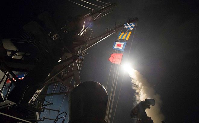 Nga: Chưa đến một nửa số tên lửa Mỹ phóng vào căn cứ Syria trúng mục tiêu
