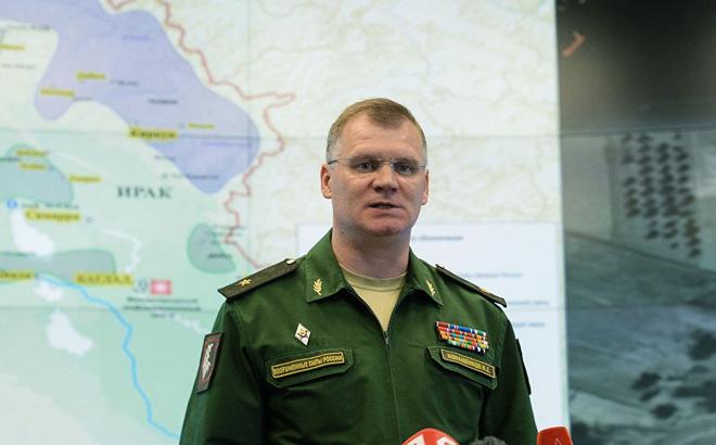 Quân đội Nga tuyên bố giúp Syria tăng cường khả năng phòng không sau vụ Mỹ tấn công