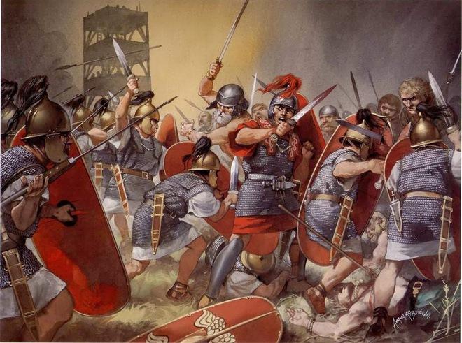 Trận đánh quan trọng nhất, thay đổi cả cuộc đời của Julius Caesar - Ảnh 5.