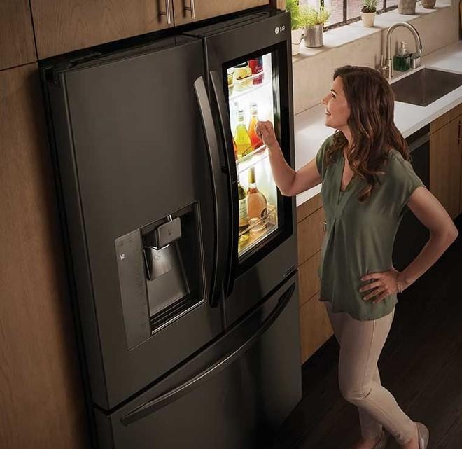 Trọn gói các thiết bị điện tử gia dụng LG cho ngôi nhà hiện đại - Ảnh 2.