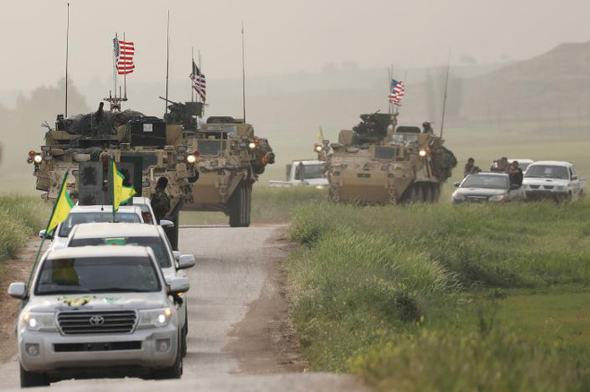 Tấn công YPG: Ông Erdogan mất kiên nhẫn với ông Trump tại Syria, IS đắc lợi - Ảnh 1.