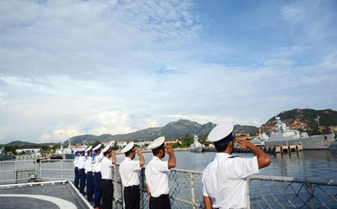 Tàu Hải quân Việt Nam đi Singapore dự nhiều hoạt động quốc tế