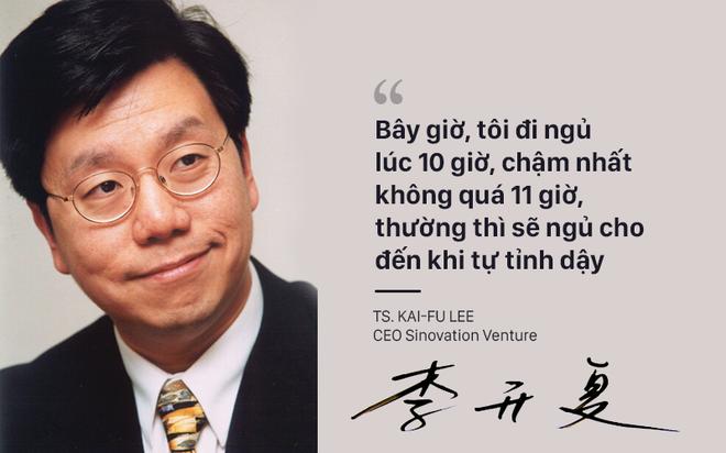 Ngủ sai giờ, hay táo bón, ít vận động: Bí quyết sống sót của CEO tập đoàn 1,2 tỉ USD có thể sẽ cứu bạn - Ảnh 6.