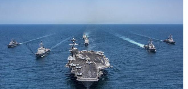 Mỹ không cần phải báo động trước sức mạnh Hải quân Trung Quốc - Ảnh 1.