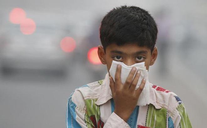 Ô nhiễm không khí do tắc đường tổn hại nặng nề đến trẻ em