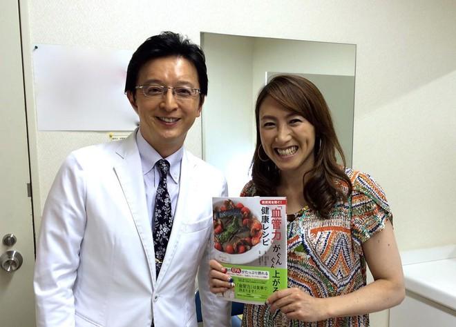 Bác sĩ Nhật hướng dẫn cách tắm sạch huyết quản, ai làm được thì sống khỏe đến già! - Ảnh 2.