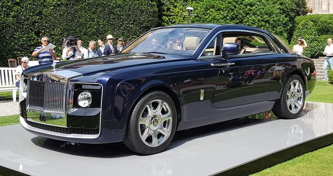 Rolls-Royce cho ra mắt mẫu xe trị giá 290 tỷ, đắt nhất mọi thời đại - Ảnh 5.