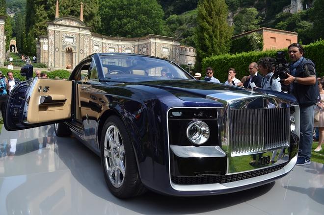 Rolls-Royce cho ra mắt mẫu xe trị giá 290 tỷ, đắt nhất mọi thời đại - Ảnh 9.