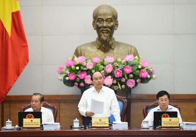 Thủ tướng: Không ngồi nhà chờ báo cáo - Ảnh 1.