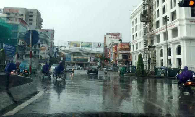 Cơn mưa quý như vàng đổ xuống Nghệ An - Ảnh 2.