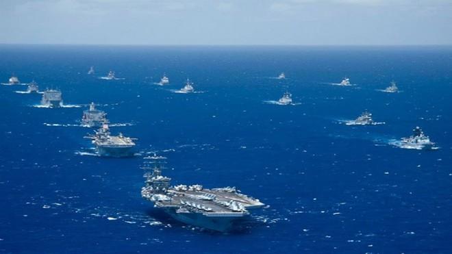 Phát hiện tuyệt chiêu của Hải quân Mỹ để có 355 tàu chiến như cam kết của TT Trump - Ảnh 2.