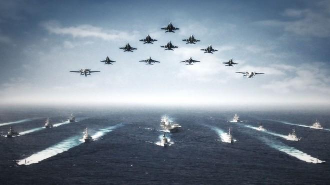 Phát hiện tuyệt chiêu của Hải quân Mỹ để có 355 tàu chiến như cam kết của TT Trump - Ảnh 3.