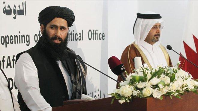 Báo Iran: Qatar hậu thuẫn cho Taliban theo yêu cầu từ Mỹ - Ảnh 1.