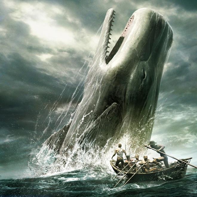 Moby - Huyền thoại về cá voi trắng và cuộc trả thù tàn khốc đối với con người - Ảnh 5.