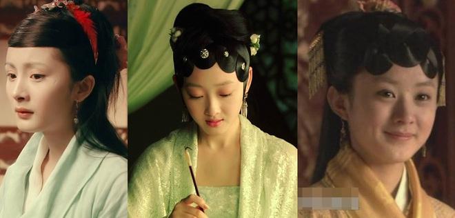 Mỹ nhân Tân Hồng lâu mộng: Nữ phụ thành sao, nữ chính chìm nghỉm - Ảnh 1.