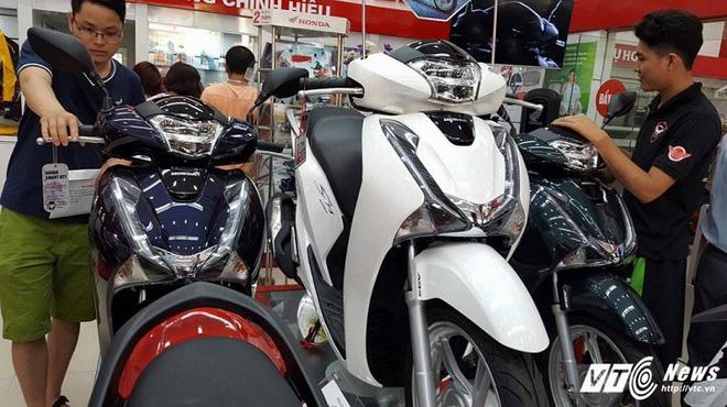 Honda SH giá thấp kỷ lục: Đừng vội mua ngay bây giờ - Ảnh 1.