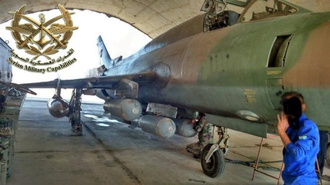 IS gần thất thủ, tướng Iran xuất trận: Syria đang bước vào cục diện nguy hiểm hơn nhiều - Ảnh 1.