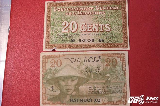 Bộ sưu tập tiền cổ giá bạc tỷ ở Hà Nội - Ảnh 1.