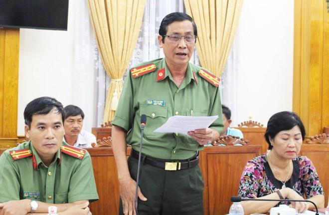 Cục Hậu Cần: Thanh tra vụ đóng tàu vỏ thép ở Bình Định - Ảnh 1.