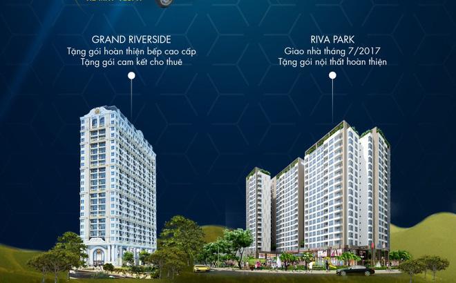 """Đón """"sóng"""" đầu tư từ những dự án căn hộ của Tiến Phát Corp tại quận 4"""
