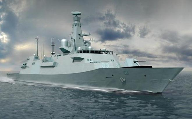 Anh ký hợp đồng hơn 4 tỷ USD đóng hạm đội tàu chiến mới