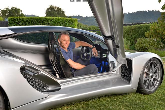 Cận cảnh siêu xe 700 mã lực sinh ra từ... máy in 3D, dáng vóc như trong phim hành động - Ảnh 2.
