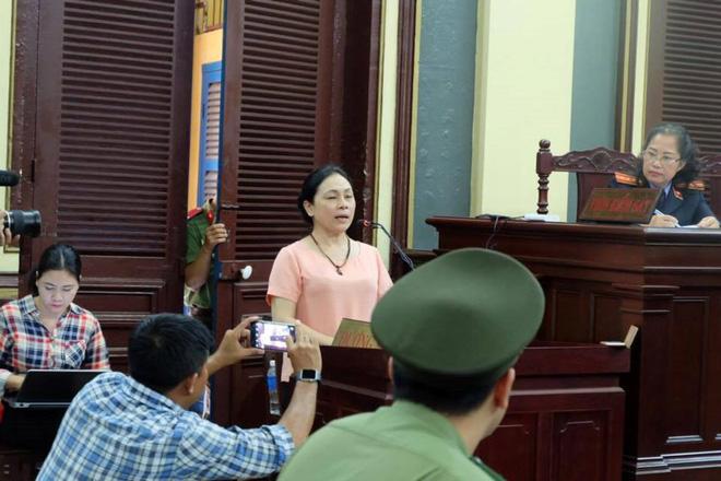 Luật sư của Cao Toàn Mỹ kiến nghị xử lý mẹ Phương Nga - Ảnh 1.