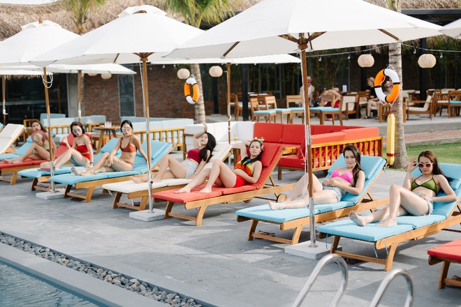 Câu lạc bộ bãi biển Vanessa - chốn ăn chơi mới không thể bỏ qua ở Đà Nẵng - Ảnh 1.
