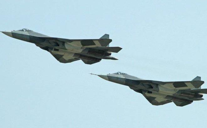 Nga khoe tên lửa không đối đất trên máy bay tàng hình T-50