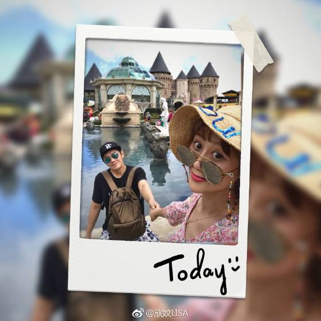 Bà xã Trần Hạo Dân bất ngờ chia sẻ ảnh dìm hàng chồng tại Đà Nẵng, Việt Nam - Ảnh 1.