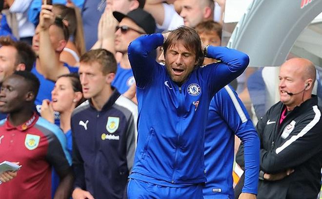 SỐC: HLV Conte của Chelsea đứng đầu danh sách bị sa thải