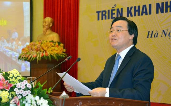 Bộ trưởng Phùng Xuân Nhạ đưa ra 3 giải pháp chính trong năm học mới