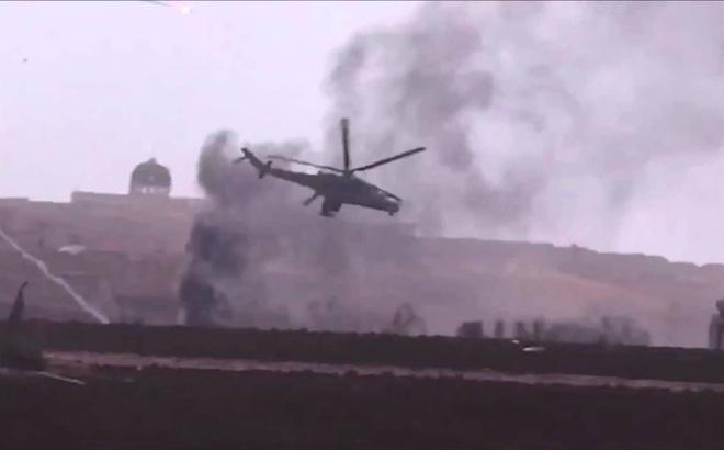 """Đặc nhiệm Spetsnaz Nga và """"đòn trừng phạt từ trời cao"""": Trận đánh dữ dội nhưng đẹp mắt"""