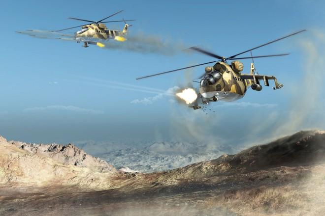 Đặc nhiệm Spetsnaz Nga và đòn trừng phạt từ trời cao: Trận đánh dữ dội nhưng đẹp mắt - Ảnh 2.