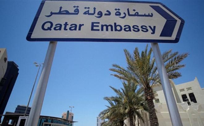 Trả đũa ngoại giao, Qatar đóng cửa Đại sứ quán Cộng hòa Chad