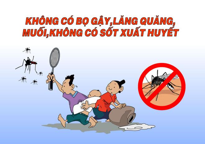 Nhiều sai lầm khi phòng chống sốt xuất huyết người dân hay mắc phải - Ảnh 2.