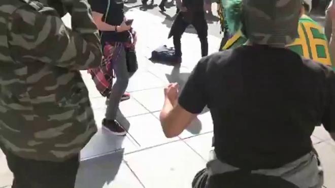 Mỹ: Hàng chục người tham dự sự kiện hét to như Goku kéo dài 1 giờ - Ảnh 2.