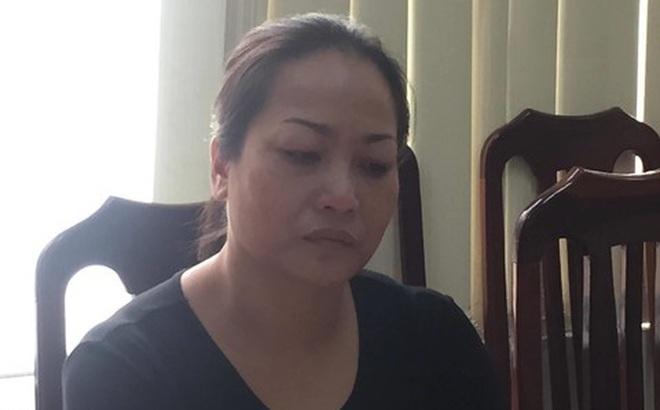Bắt 'nữ quái' tống tiền lãnh đạo bệnh viện Xanh Pôn