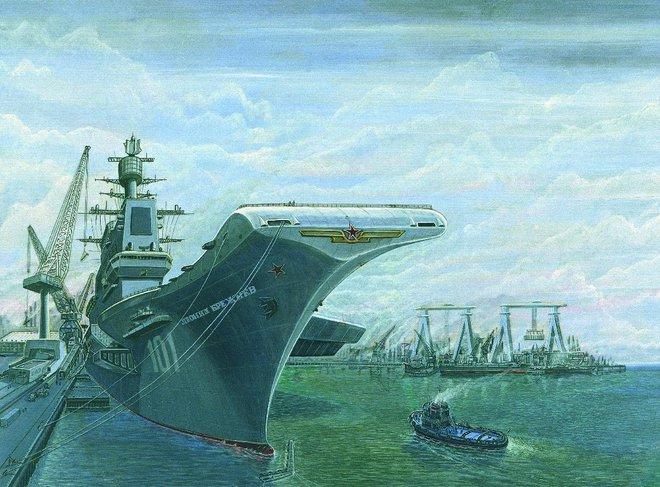 Tài liệu mật của CIA tiết lộ điều khiến tình báo Mỹ lo sợ nhất về Hải quân Liên Xô - Ảnh 1.