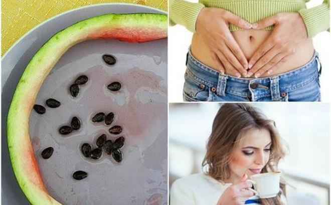 Đa số mọi người ăn dưa hấu thường bỏ hạt mà không biết đó là thực phẩm bổ gan, sạch thận