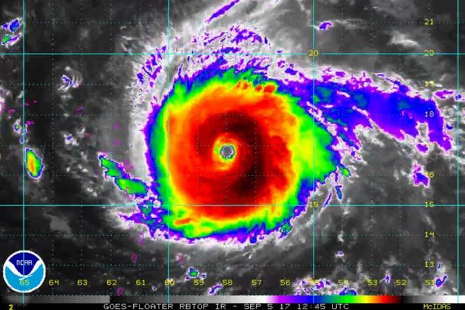 Giải mã bí ẩn siêu bão Harvey và Irma cùng xuất phát ở một địa điểm: Giới khoa học bất ngờ - Ảnh 3.